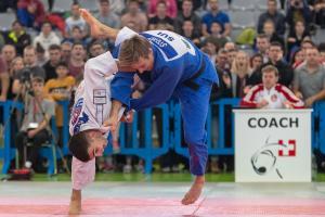 Final der Schweizer Meisterschaft 2018 – Teams im Judo